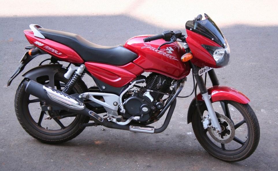 Gambar Motor Bajaj terbaru