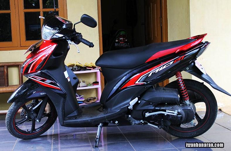 Motor Mio Soul terbaru