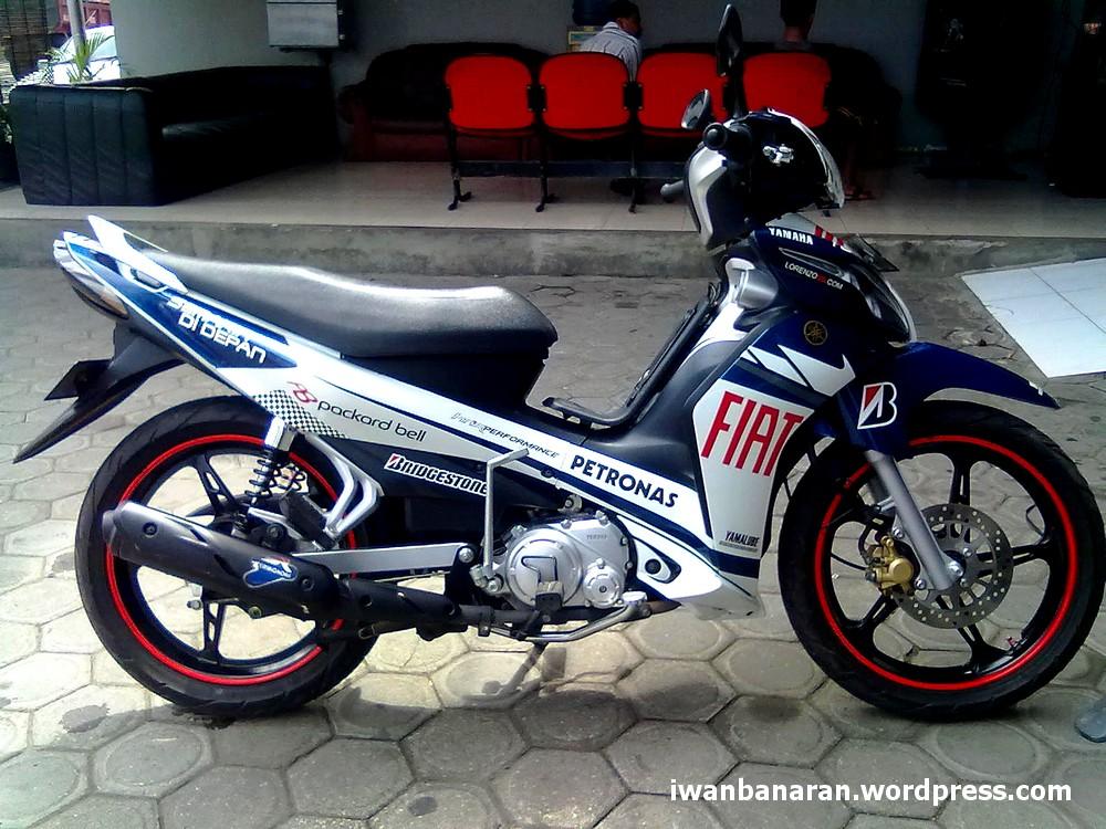 Yamaha Jupiter z terbaru