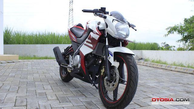 Modifikasi New Yamaha Vixion Lightning Keren