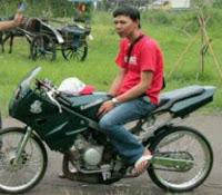 Kodok-Duffidunk-motor-drag