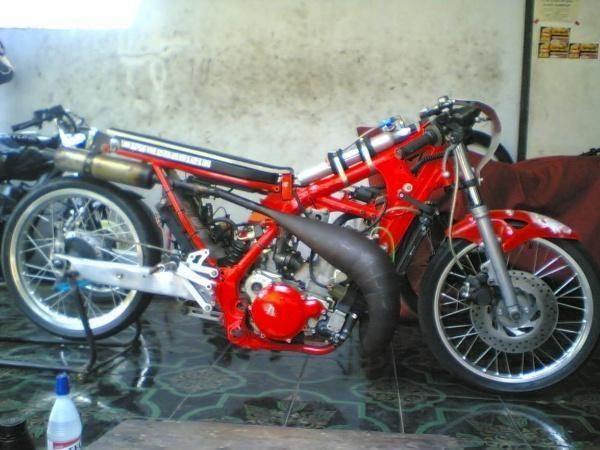 Modifikasi Drag Ninja
