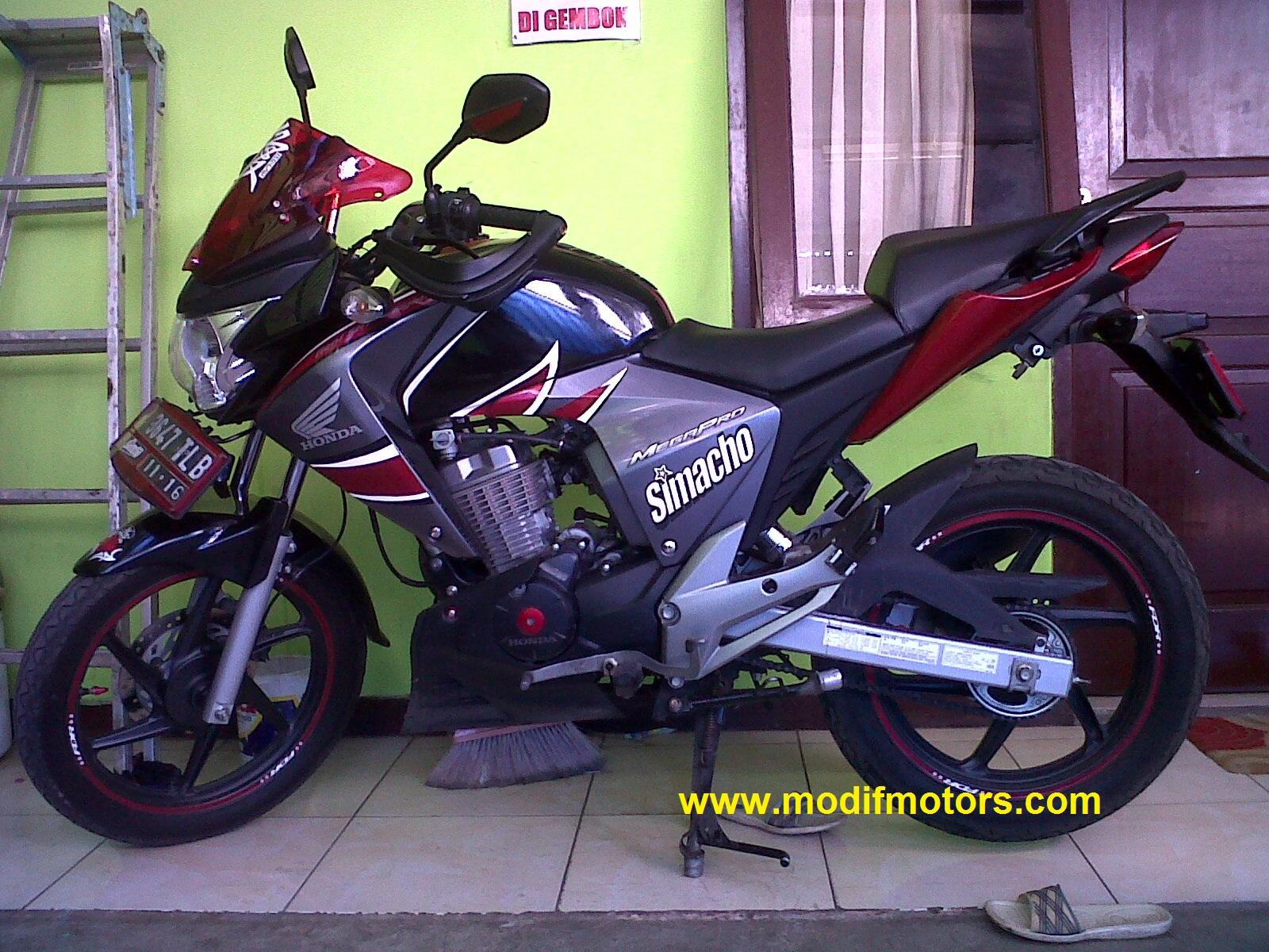 Modifikasi-Honda-New-Megapro-