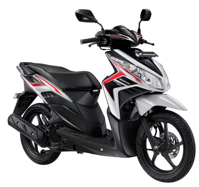 Motor-Honda-vario-techno-110-CC-terbaru