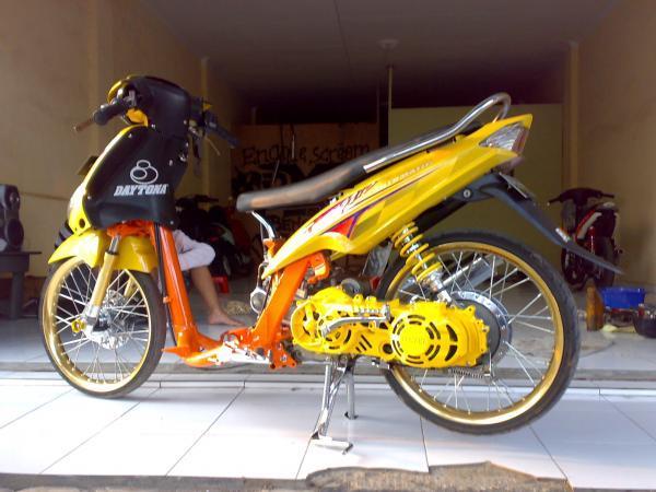 Motor+Drag+Liar+Yamaha+Mio+Kuning